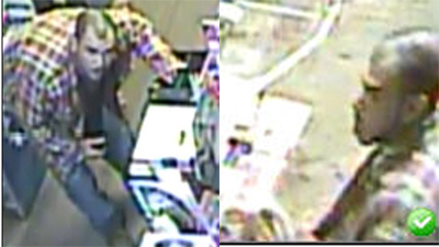 Photos of the suspect provided by Graham police