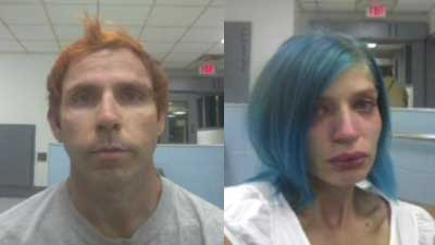 Suspects: Terry Christopher Speaks, 39 and Margaret Sanchez, 28