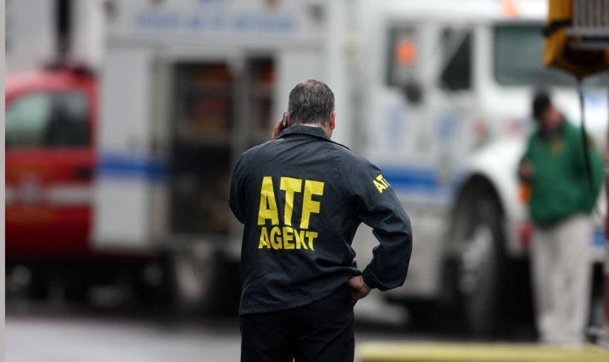 ATF Agent (AP Photo)