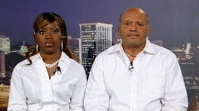 Charles and Te'Andrea Wilson (Courtesy CNN Newsource)