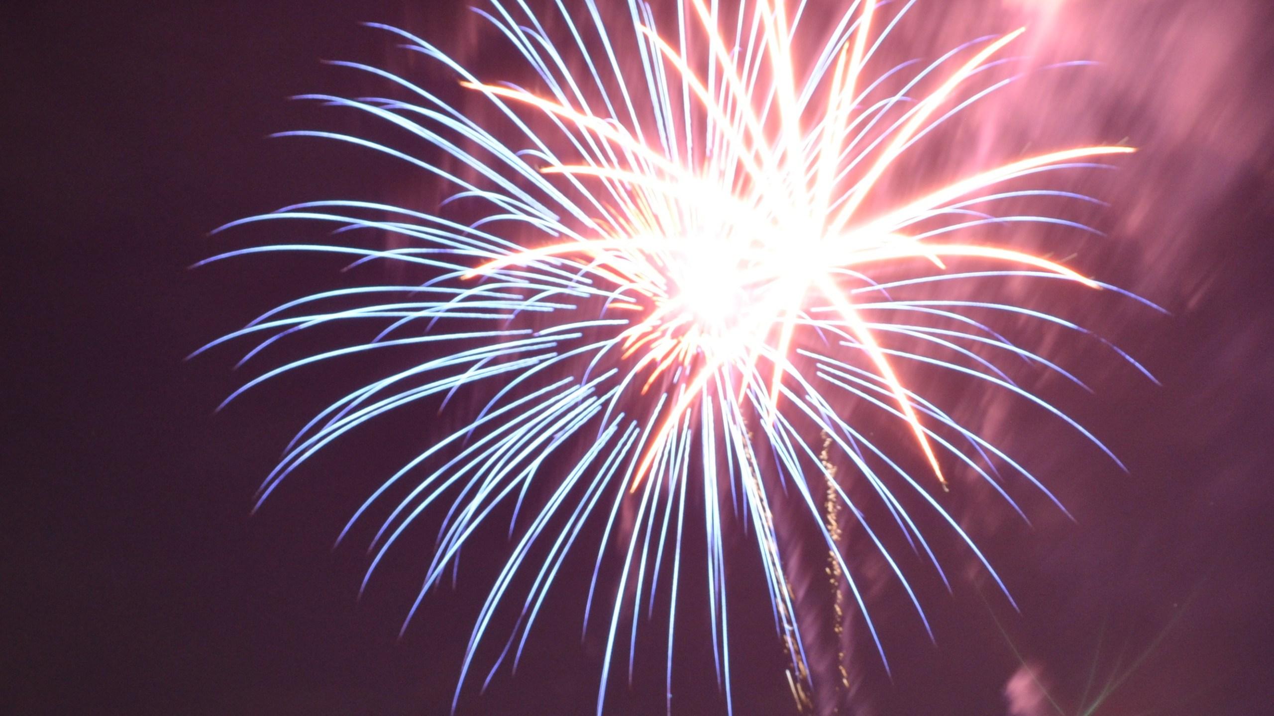 Oak Hollow Fireworks