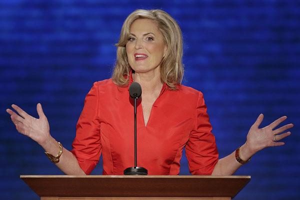 Ann Romney, RNC (AP Photo)