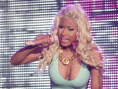 Nicki Minaj (AP Photo)