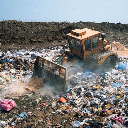 Landfill (Stock Photo)