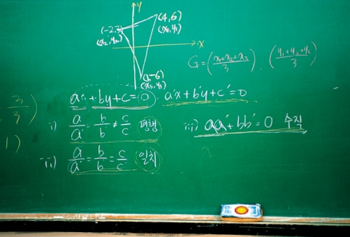 chalk board (Stock Photo)