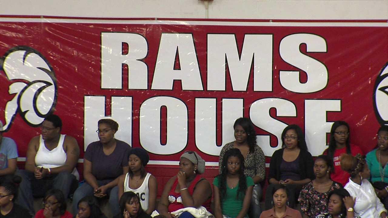 WSSU Rams (WGHP)