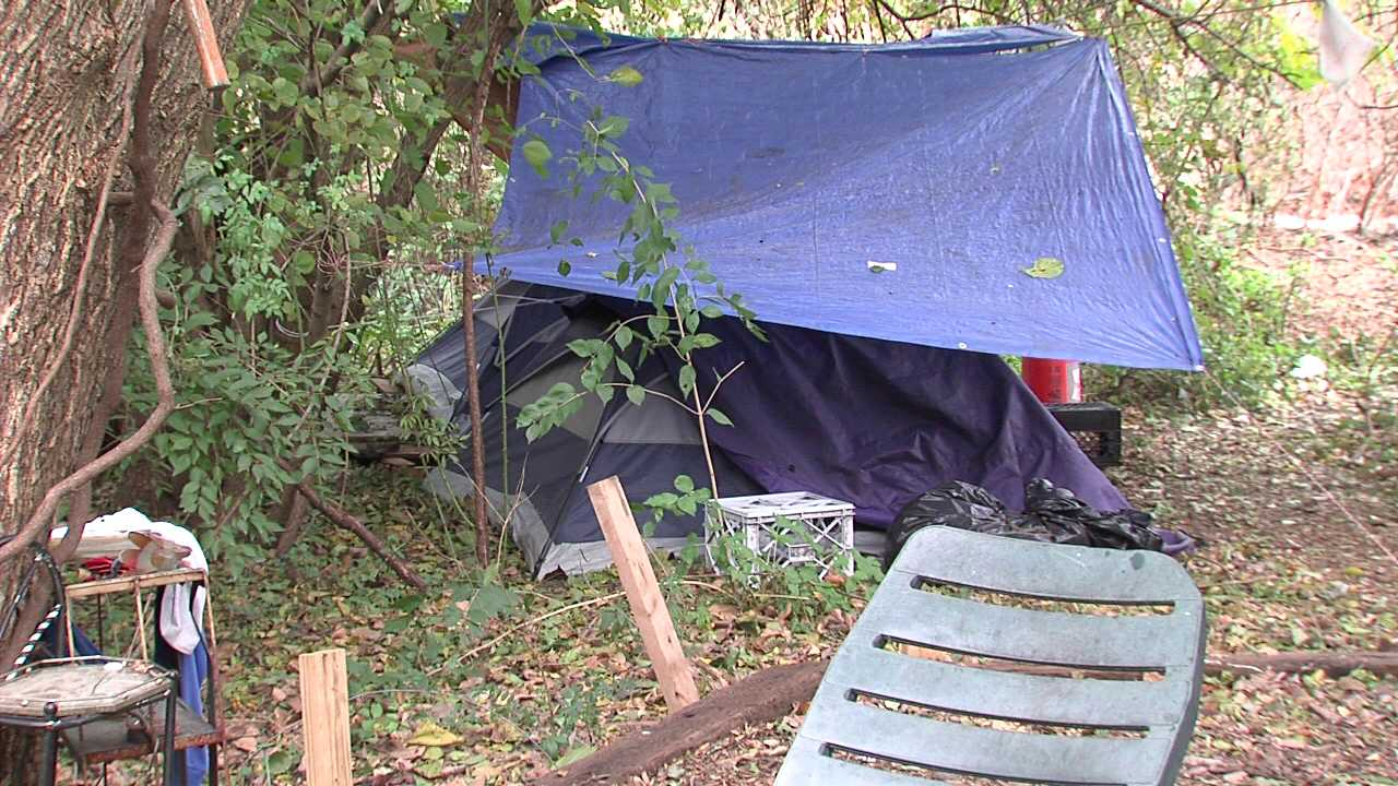 Tent city (WGHP)