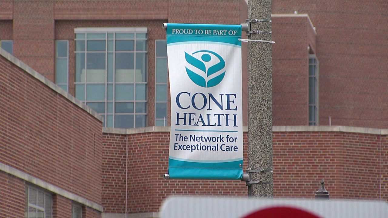 Cone Health (File, WGHP)