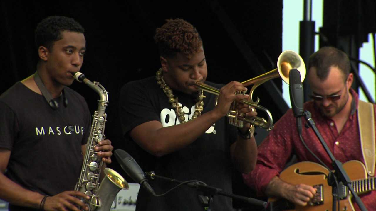 John Coltrane Festival (WGHP-TV)