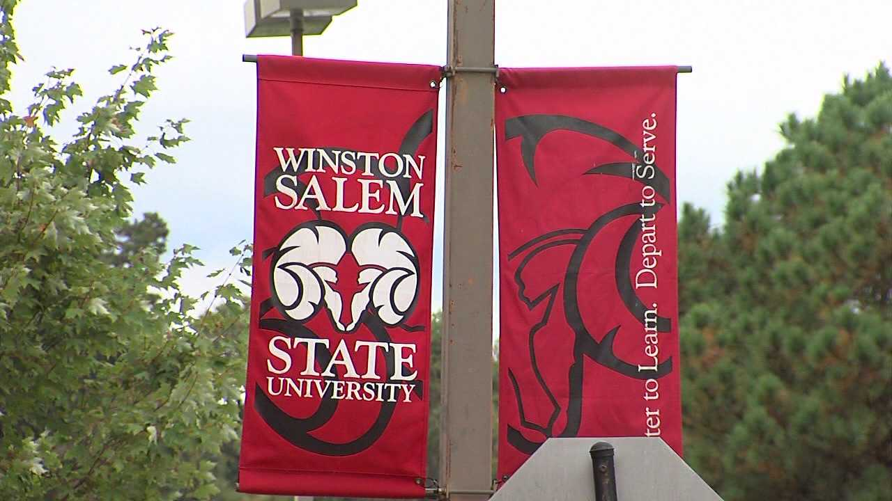 Winston-Salem State University (WGHP file photo)