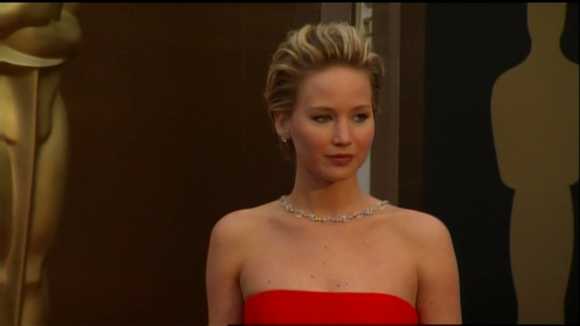 Lawrence nudes jennifer all How did
