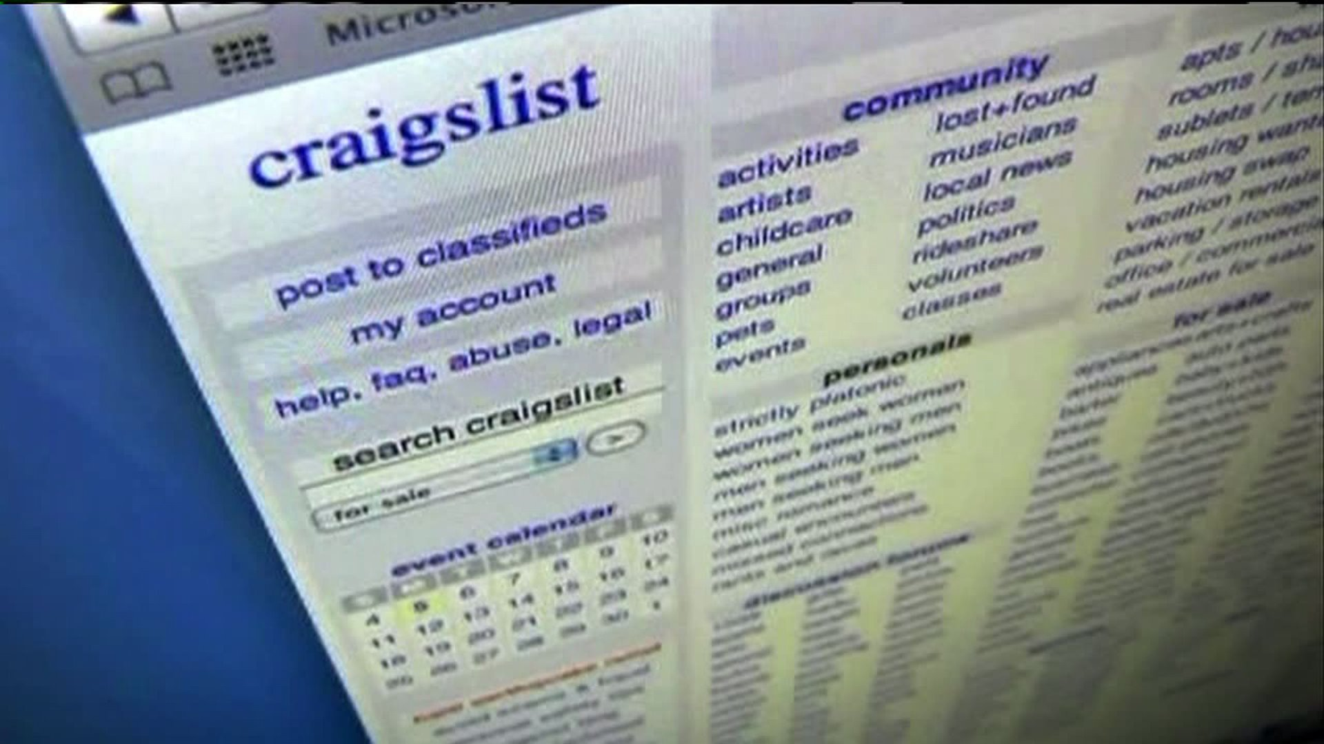 Winston Salem Police Warn Community Of Craigslist Robberies Myfox8 Com