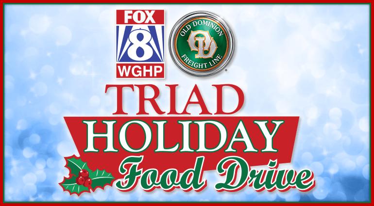 Triad Holiday Food Drive