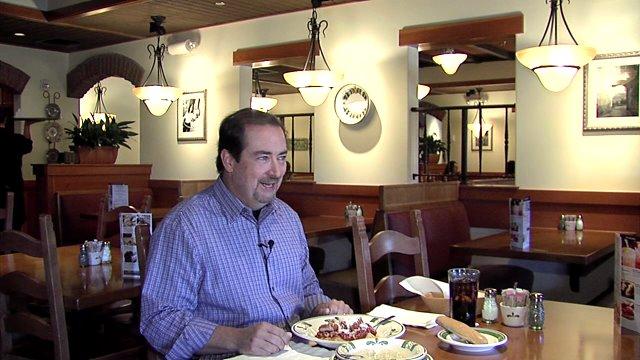 Burlington Man Has Eaten 95 Meals At Olive Garden In 6 Weeks Using