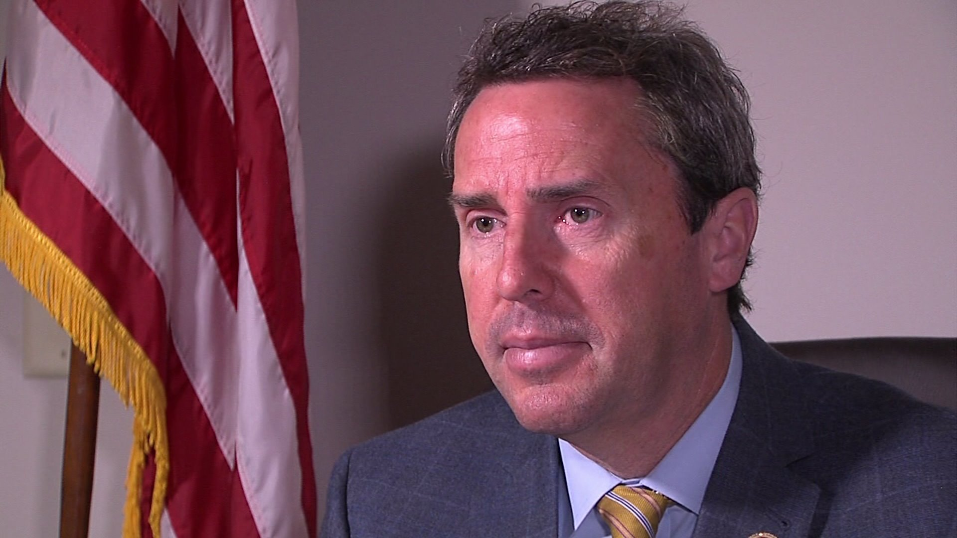 Representative Mark Walker (WGHP file photo)