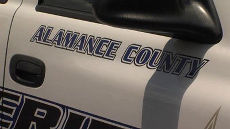 Alamance County Sheriff's Office vehicle (WGHP file photo)