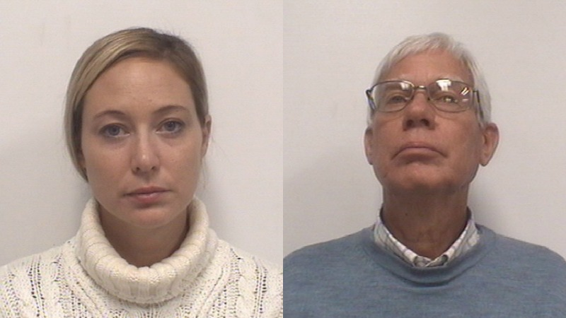 Molly Martens Corbett and Thomas Michael Martens
