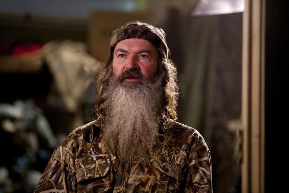 Duck Dynasty Star Phil Robertson Faces