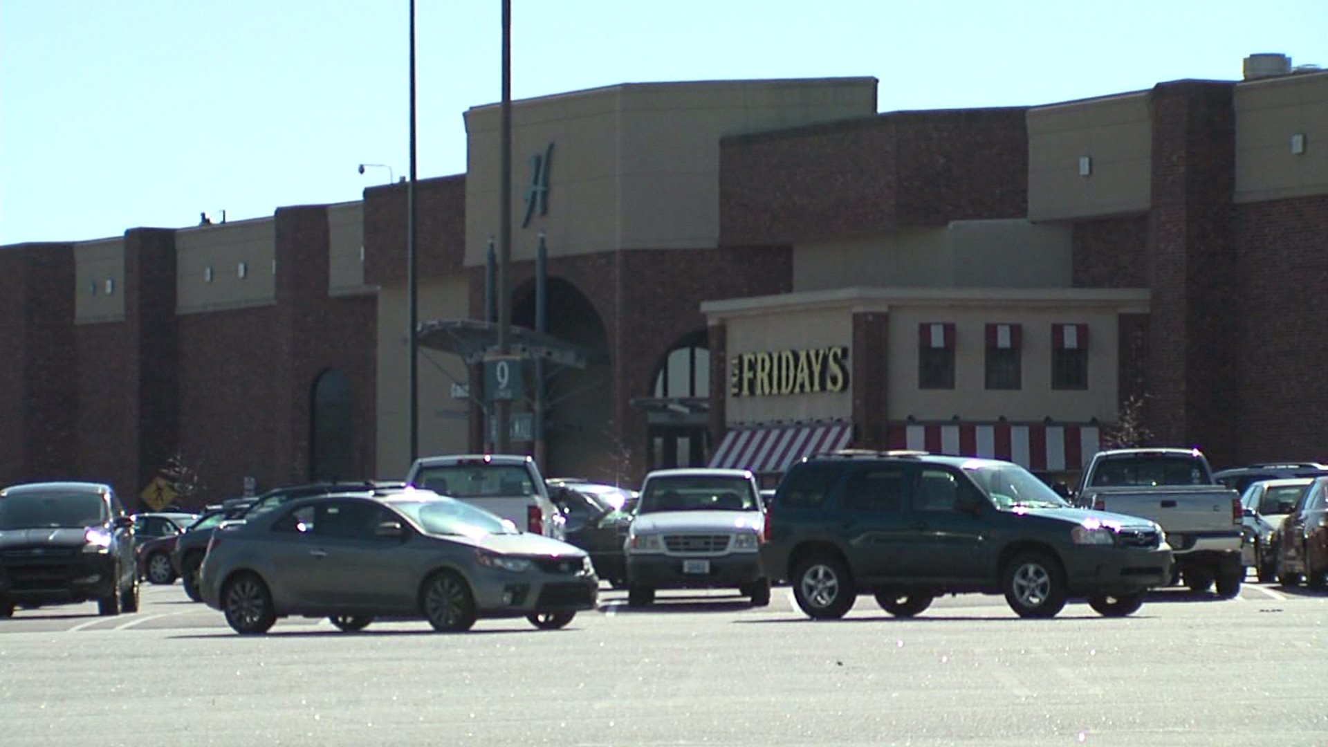 Hanes Mall in Winston-Salem