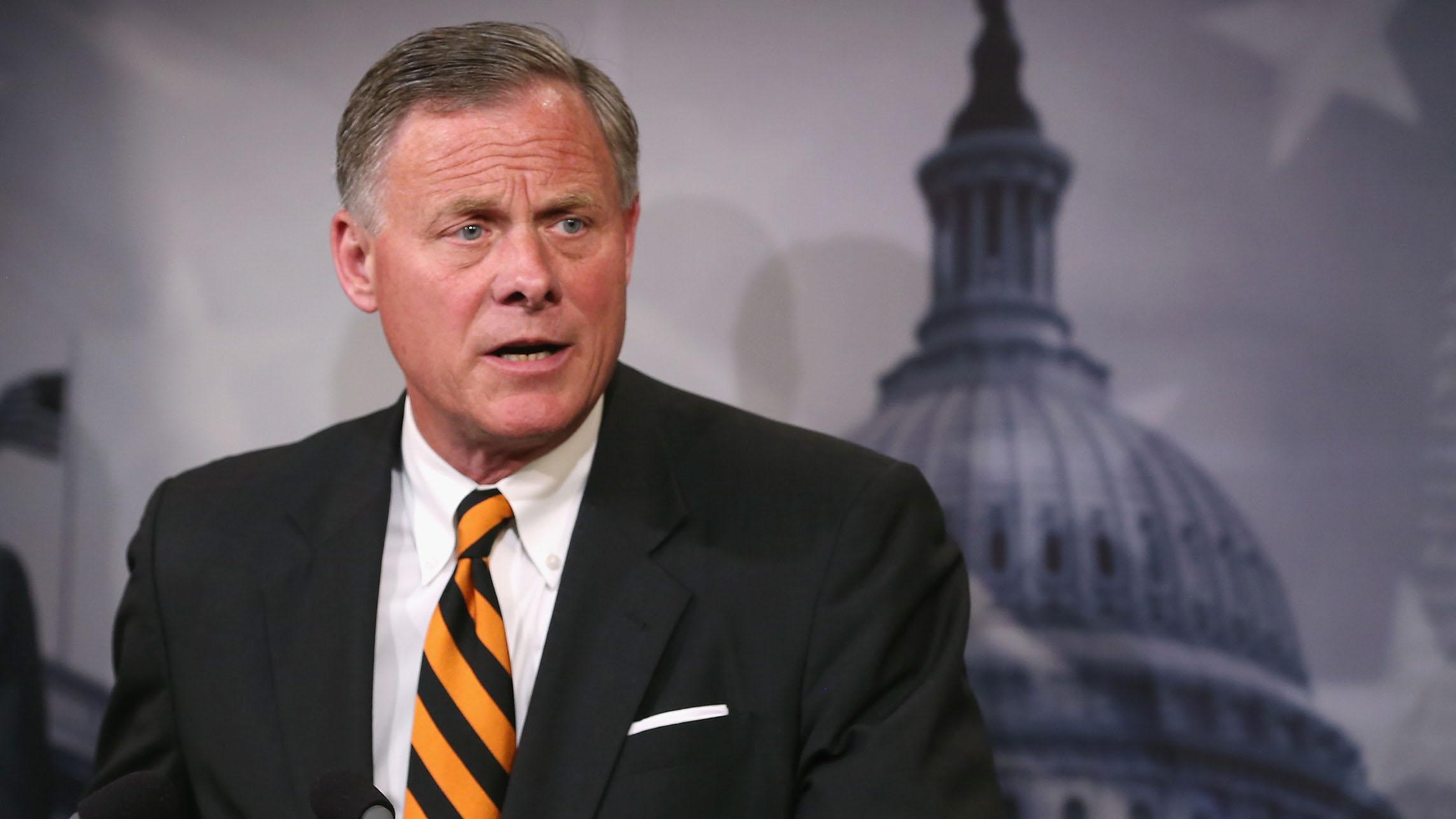 Sen. Richard Burr (Mark Wilson/Getty Images)