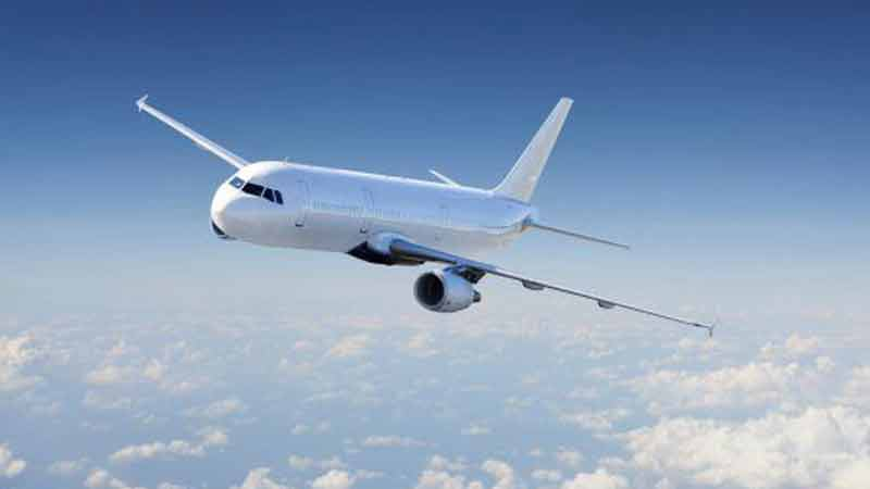 Airplane (Stock image)
