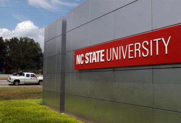 North Carolina State University stock photo (Photo by Logan Mock-Bunting/Getty Images)