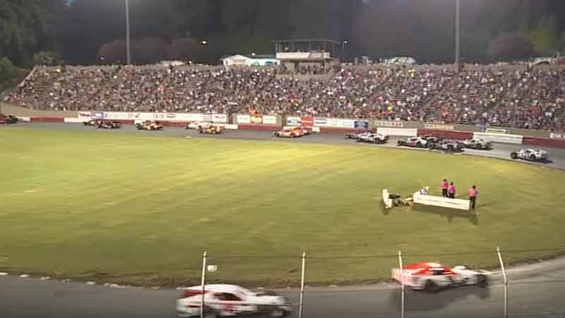Bowman Gray Stadium (file photo)