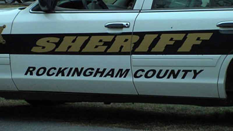Rockingham County Sheriff's Office vehicle (WGHP file photo)
