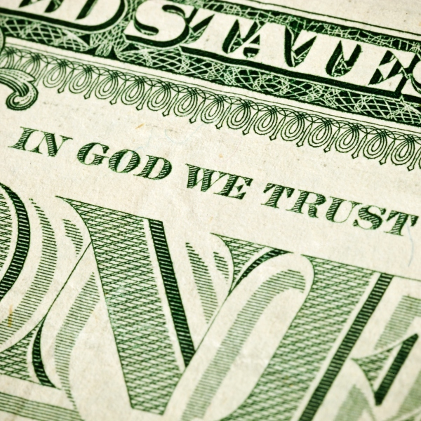One-dollar bill (Getty Images)