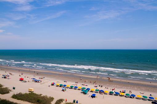 Myrtle Beach Has Shut Down Swimming