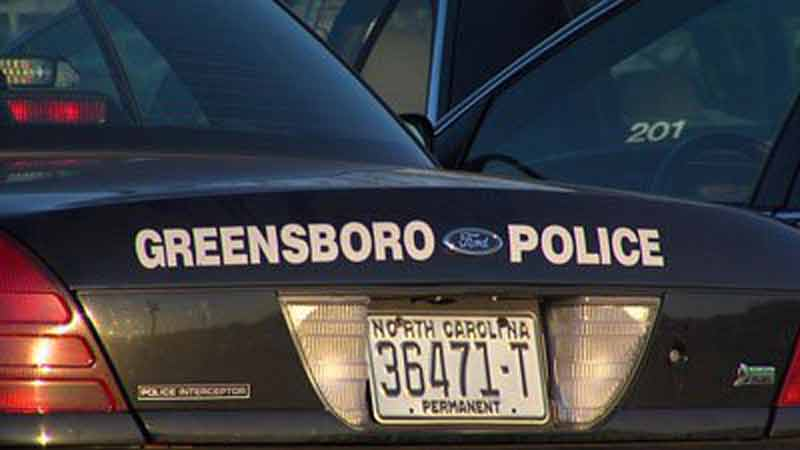 Greensboro police cruiser (WGHP file photo)