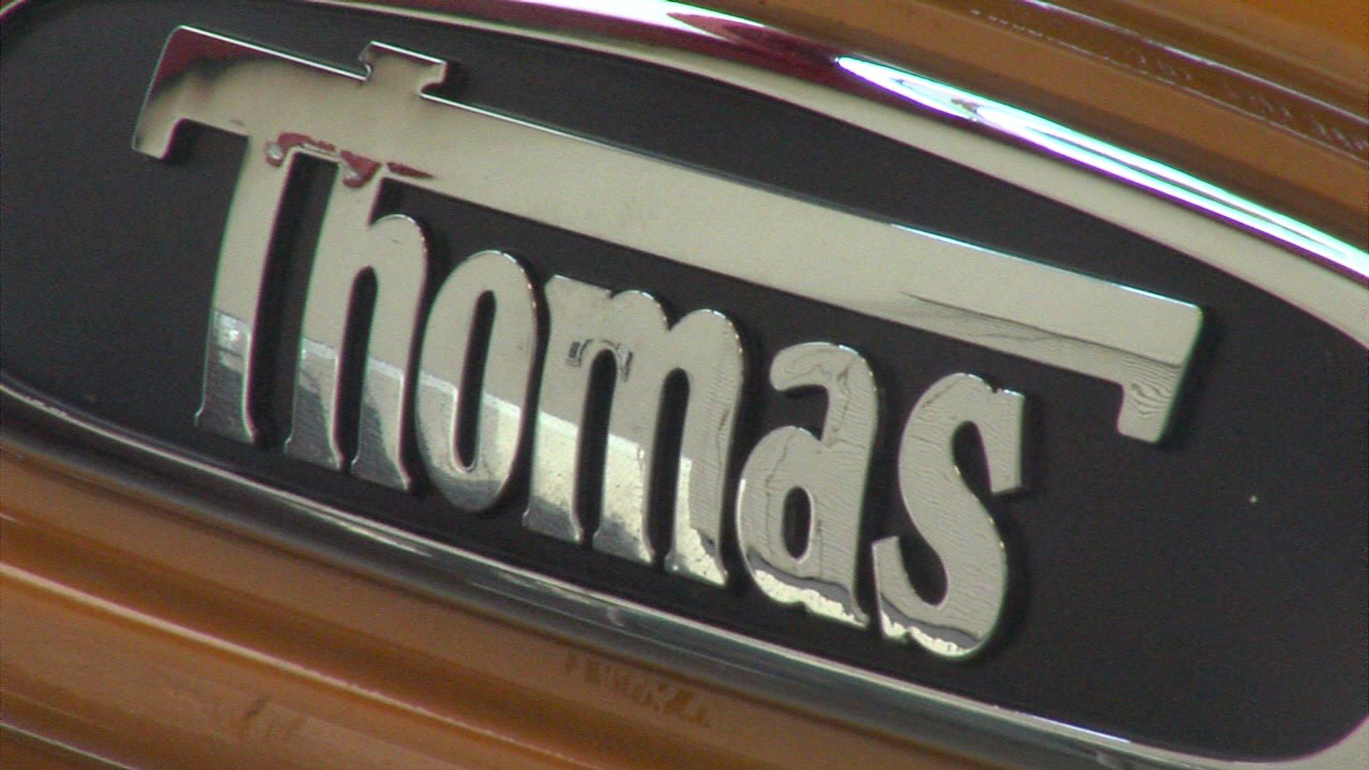 Thomas Built Buses logo (WGHP file photo)
