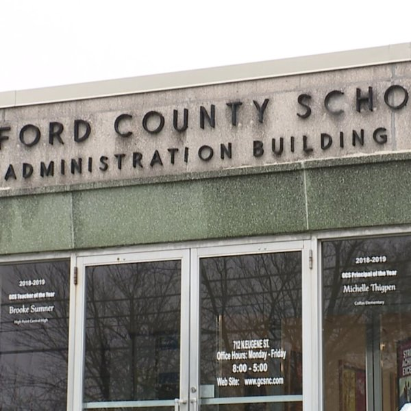 Guilford County Schools (WGHP file photo)