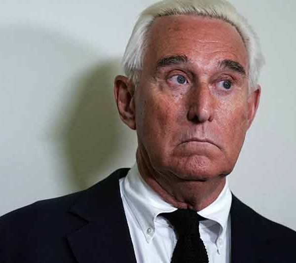 Roger Stone, longtime informal adviser to President Donald Trump (Getty Images)