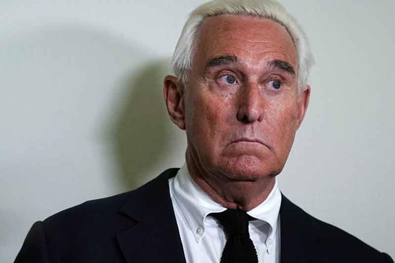 Roger Stone, longtime informal adviser to President Donald Trump (Getty Images)