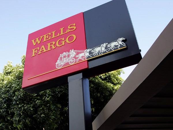 Wells Fargo (Photo by Justin Sullivan/Getty Images)