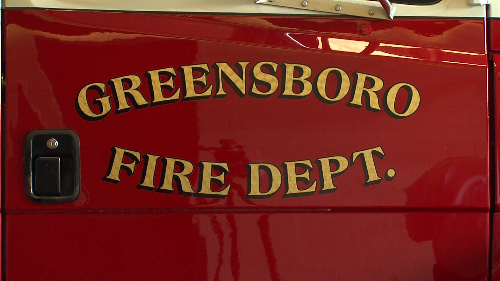Greensboro Fire Department (WGHP file photo)