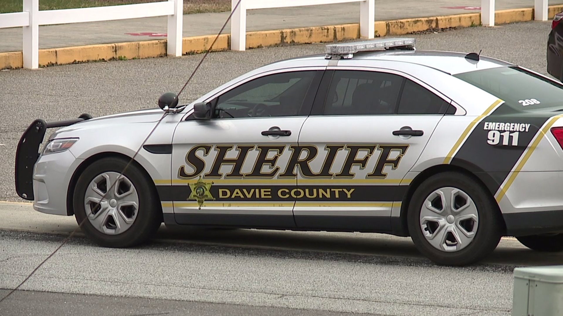Davie County Sheriff's Office patrol car (WGHP file photo)