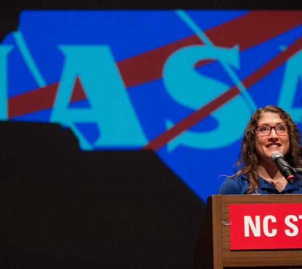 Christina Koch (North Carolina State University)