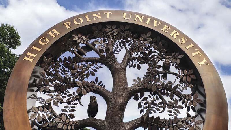 (High Point University)