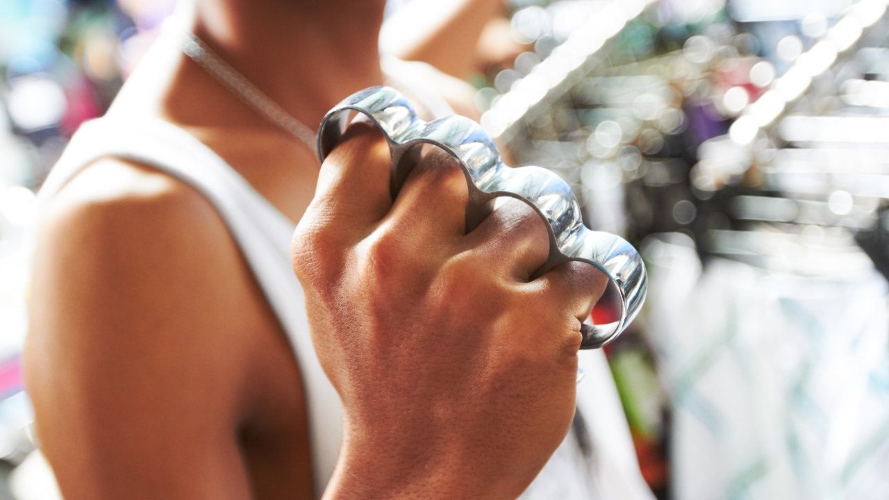 It S Now Legal To Carry Brass Knuckles In Texas Because Self