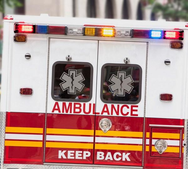 Ambulance (Stock photo/Getty)