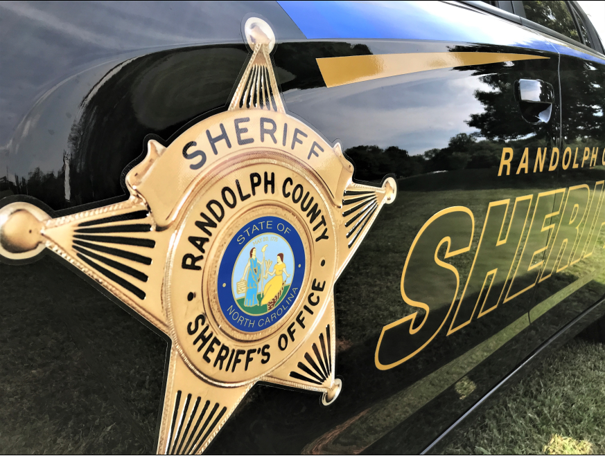 Randolph County Sheriff's Office (WGHP file photo)
