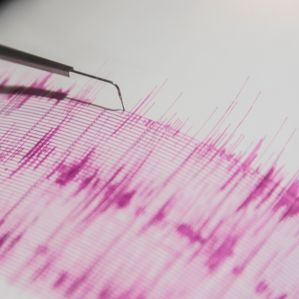 Seismometer (Getty Images)