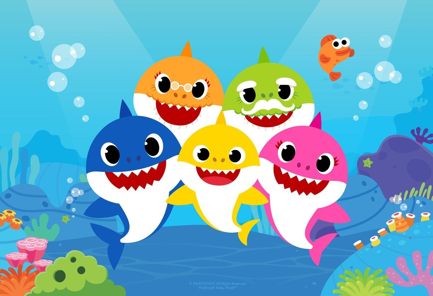 Baby Shark (Nickelodeon via CNN)