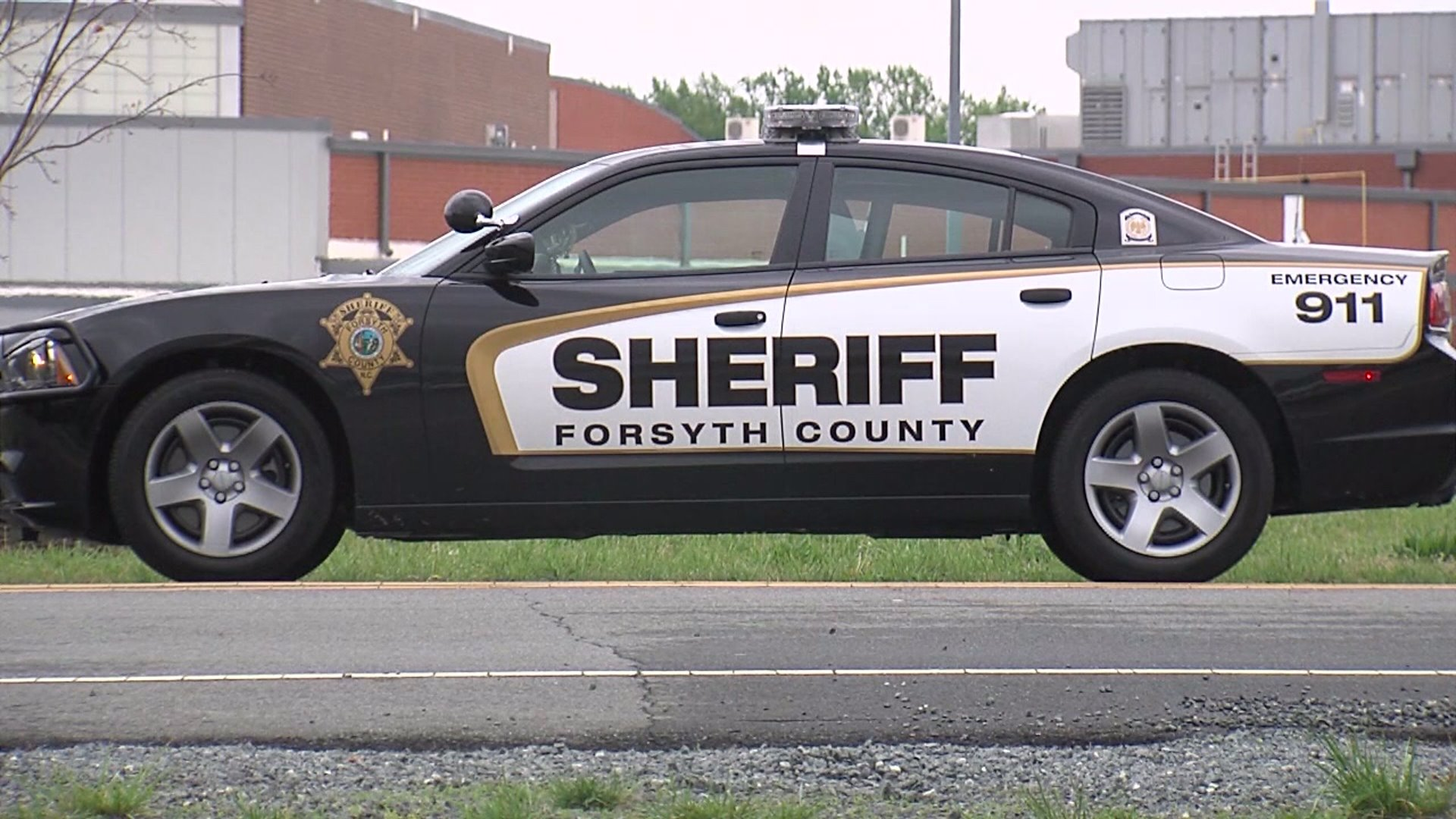 Forsyth County Sheriff's Office cruiser (WGHP file photo)