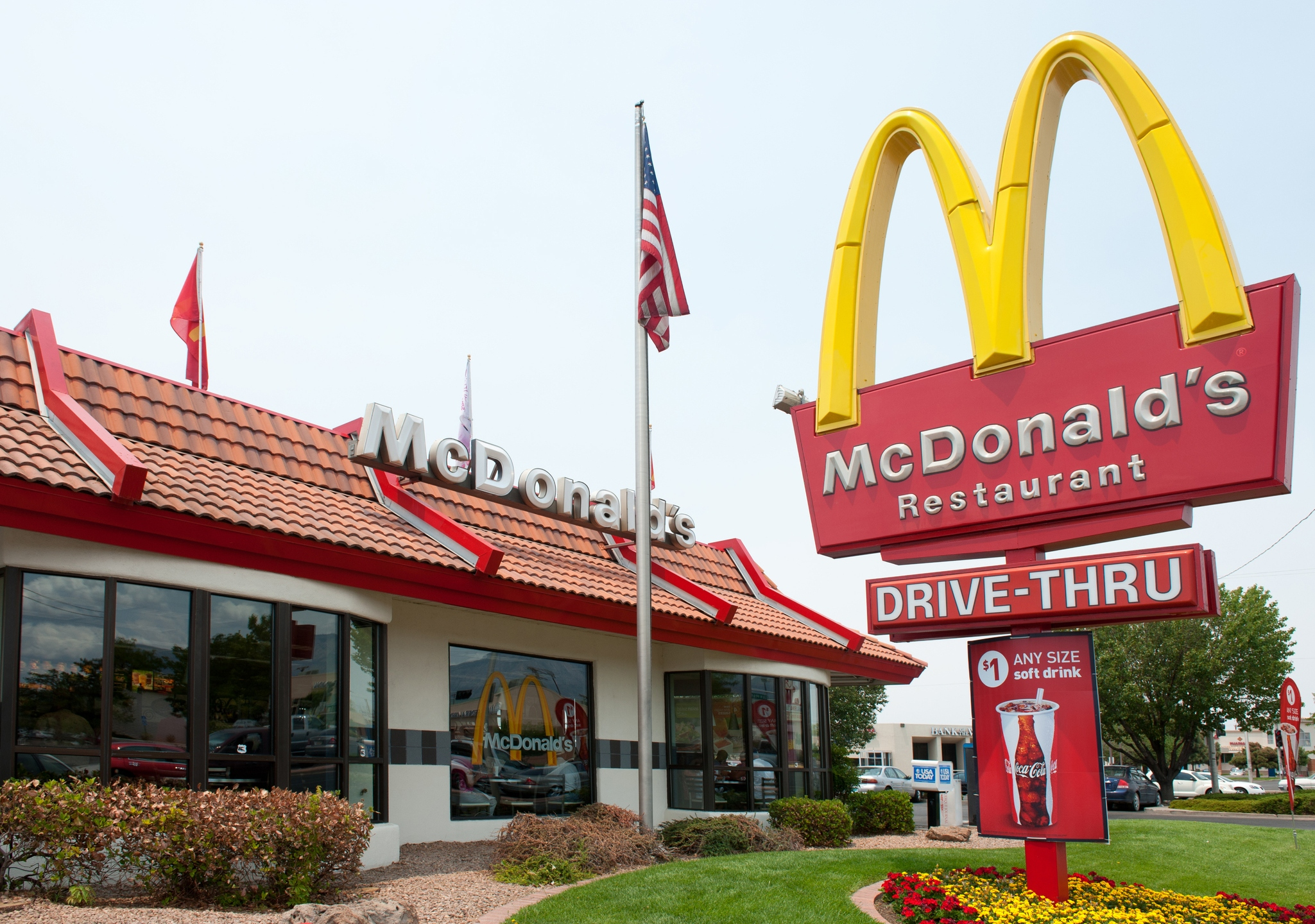 McDonald's (Getty Images)