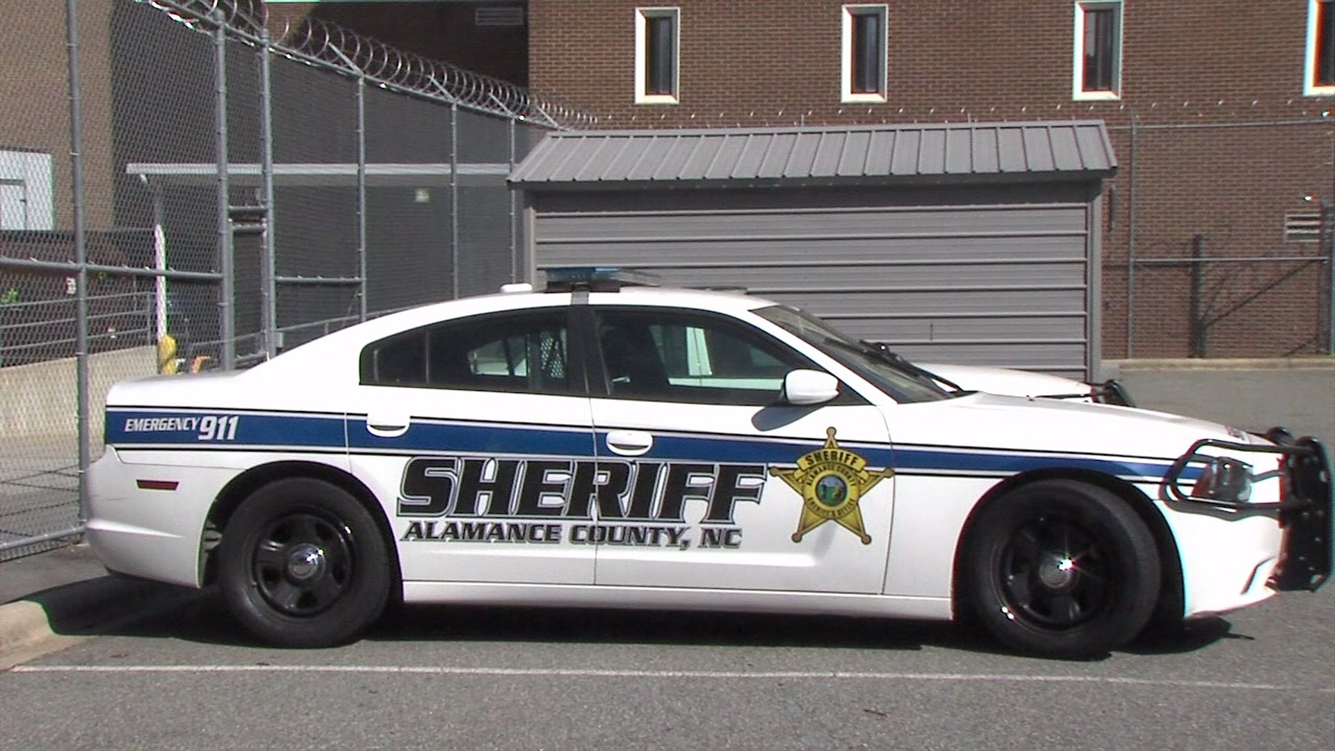 Alamance County Sheriff's Office vehicle (WGHP file photo)