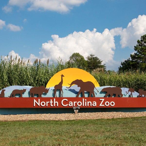 (North Carolina Zoo)