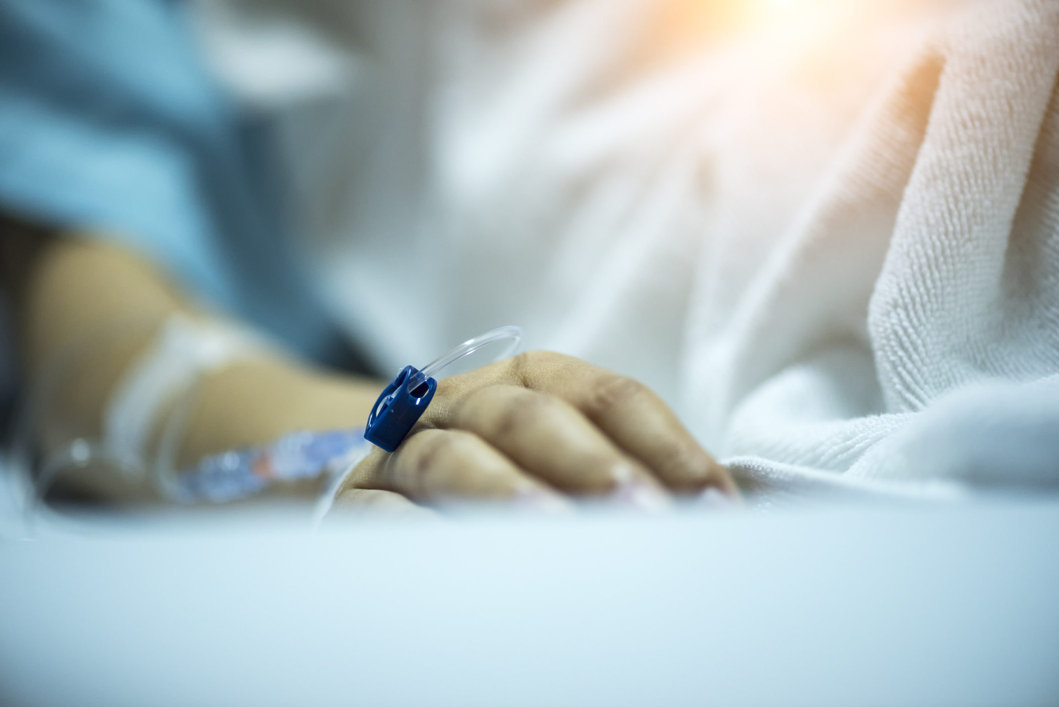 Patient in hospital (Getty Images)